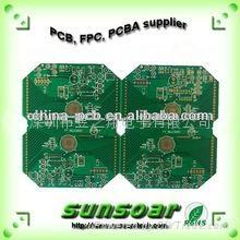 供應數碼相機,MP3,汽車電子等PCB線路板