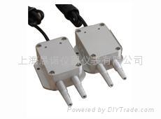供應測壓用KN-808型風壓變送器 1