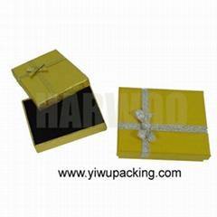 紙制首飾盒禮品盒