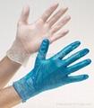 disposable vinyl examination gloves( FDA approved) 1