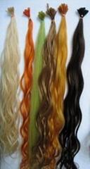 prebonded remy hair extension/human hair extension/keratin hair extension