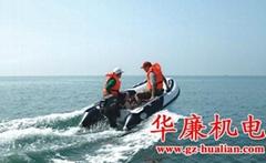充氣衝鋒艇
