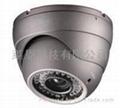 Color IR Vandalproof Dome Camera