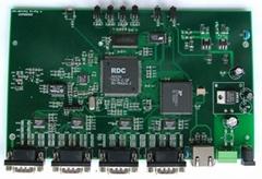4串口TCP/IP协议转换器
