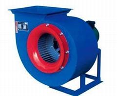 centrifugal ventilator