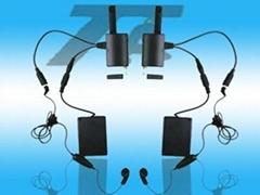 2.4G无线非可视对讲机502
