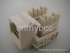 Ethernet Cat5 Rj45 Router Cable Punch Down Jack