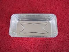 8.5寸鋁箔方形盤