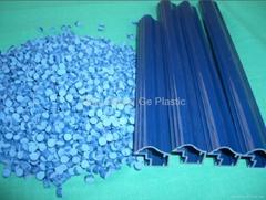 Frame PVC granules