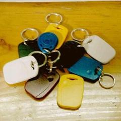 专业供应ID钥匙扣卡