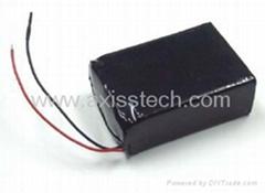 4串1并 14.8V 3000mAh锂聚合物电池组