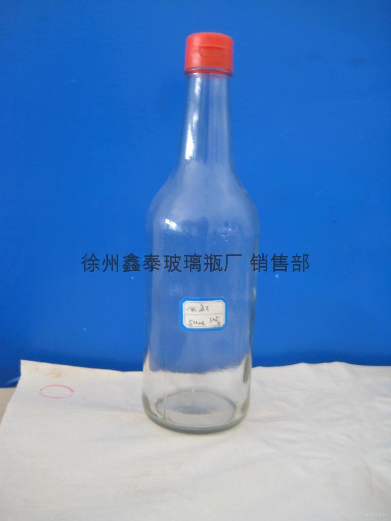 玻璃瓶酱油瓶  1
