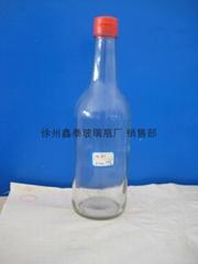 玻璃瓶酱油瓶