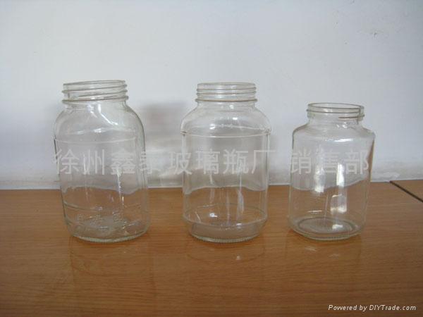 玻璃瓶  1