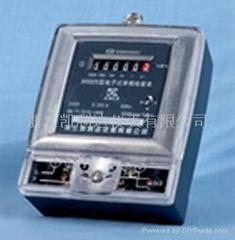 單相電子電表(透明殼)
