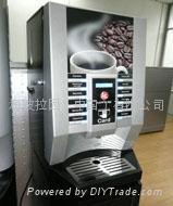 现磨速溶一体机磨豆机