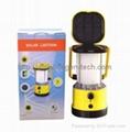solar LED camping lantern 1