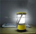 solar LED camping lantern 2