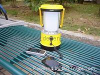solar LED camping lantern 3