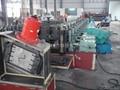 Z purlins forming machine