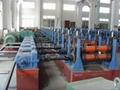 Highway Guardrail Forming machine