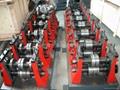 Light steel keel machine