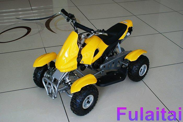 Mini ATV/Mini quad/50cc atv/quad bike - FLT-49ccRabbit5 - Fulaitai ...
