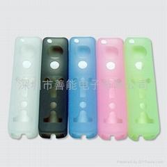 Wii  silicon case, single color