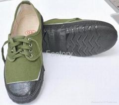 Sell Low cut rubber canvas shoesItem