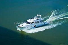 Heysea 78' Luxury Yacht