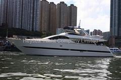 Heysea 90' Luxury Yacht