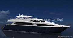 Asteria 105' Luxury Yacht