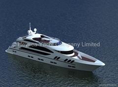 Vista 150' Luxury Yacht