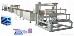 XPS Heat Insulation Foam Board Extrusion Line