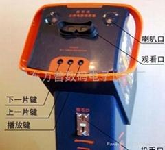 投币式立体电影机