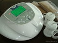 Detox foot spa with dual massage belt 1