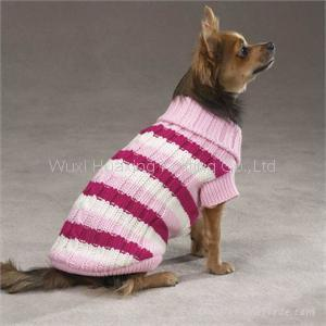 Dog Sweater Knitting Pattern Circular Needle : Free Knitted Dog Sweaters Dog Breeds Picture