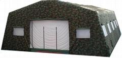 中海民生供应充气帐篷