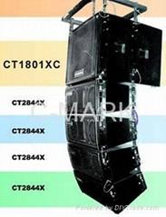 line array loudspeaker C-MARK CT series