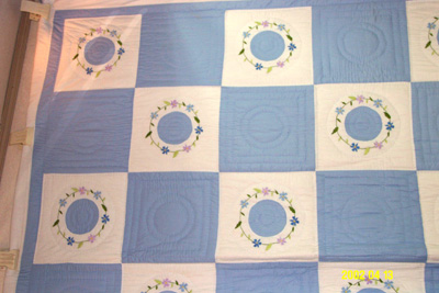 Simple Baby Quilt - Martha Stewart Sewing Projects