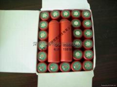出售SANY  LG18650电池