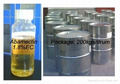 Abamectin 1.8%EC agrochemical biological pesticide