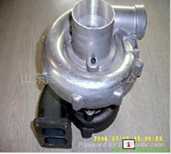 KAMAZ turbocharger