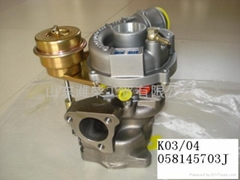 K04 Turbocharger