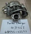 Turbo Charger For 49135-02652 Mitsubishi