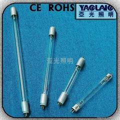 石英紫外線殺菌燈管