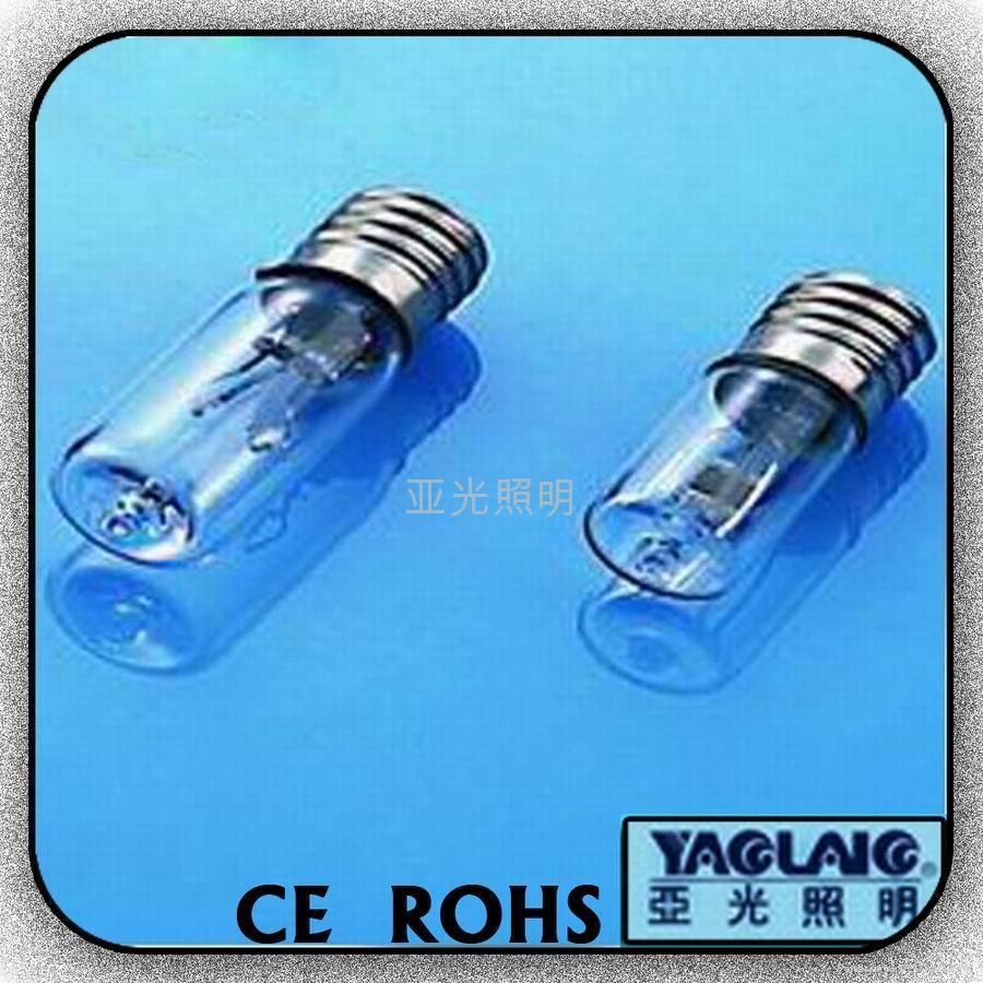 石英紫外線殺菌燈管(T型) 1