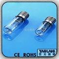 石英紫外線殺菌燈管(T型)