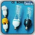 石英紫外線殺菌燈管(螺旋型) 2