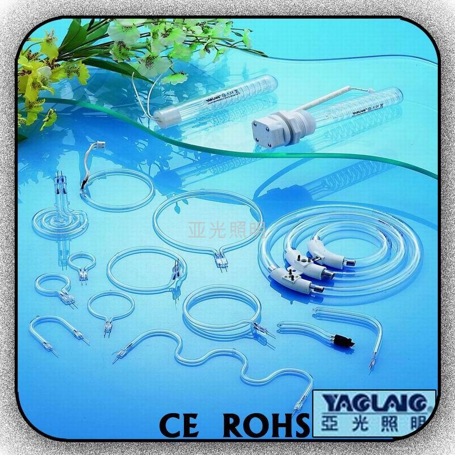 冷陰極紫外線殺菌燈管 3
